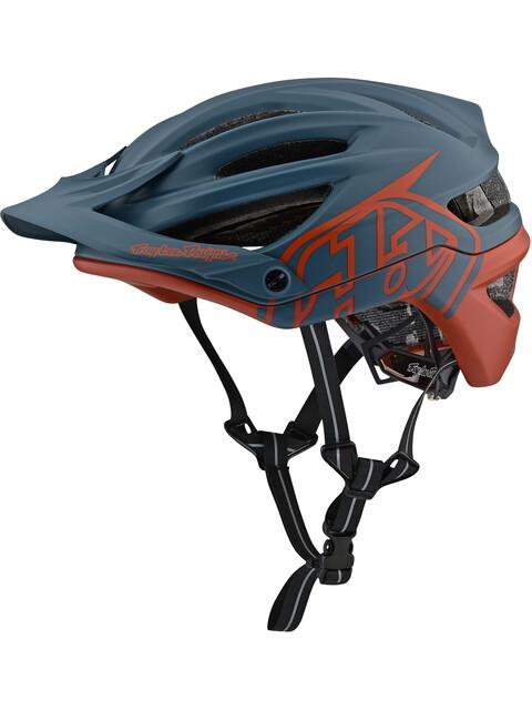 Troy Lee Designs A2 MIPS Helmet decoy air force/blue/clay